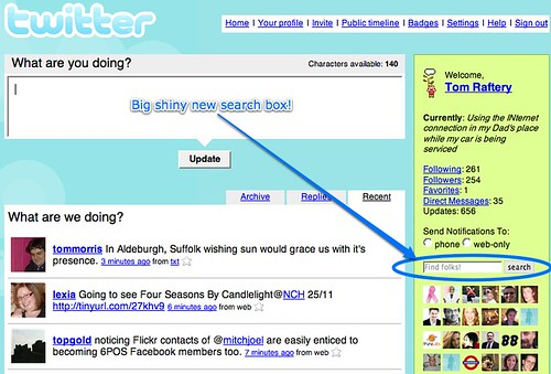TwitterSearch