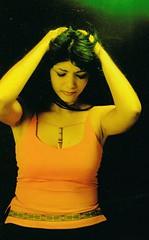 Shara Viñas, foto de Ambiorix Mart�nez