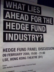 Hedge fund industry