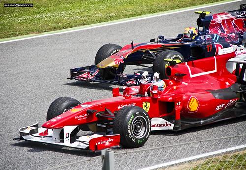Gran Premio de España Telefónica de F1 - Montmeló 2010 (107)
