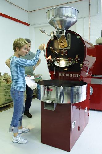Maria and Knut of Marista Kaffe