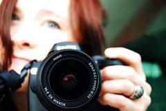Nikon Self-Portrait