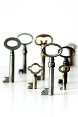 Keys (Nøkler) by Åsta