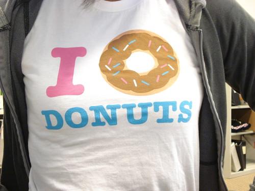 I <3 (pepples) donuts