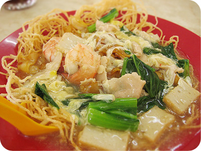 Cantonese noodle