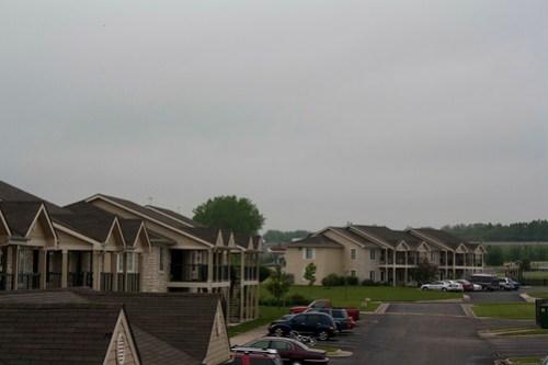 132/365 - Gloomy Skies