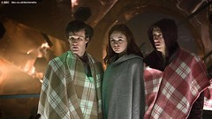 The Doctor, Amy and Rory