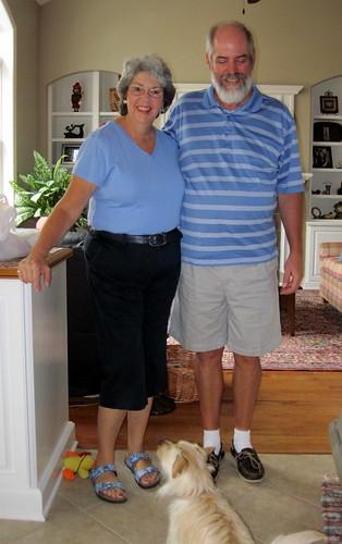 Cathy & Ken