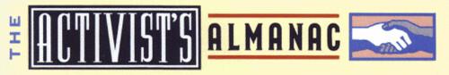 Activists Almanac