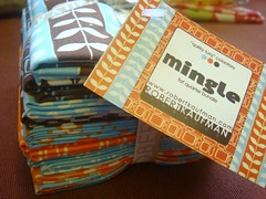 Fat Quarter Bundle - Mingle