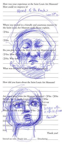Art museum sketch.