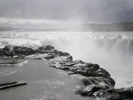 Cascada de Selfoss