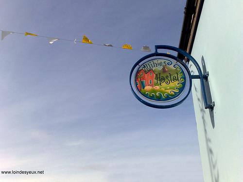 Wallpaper Irlande : Allihies hostel.
