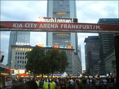 Fussball-WM Fans in Frankfurt - 06