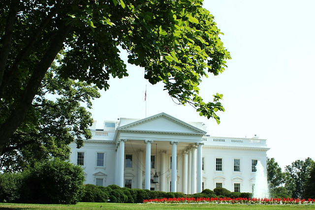 The Old White House and The New Black President, The White House