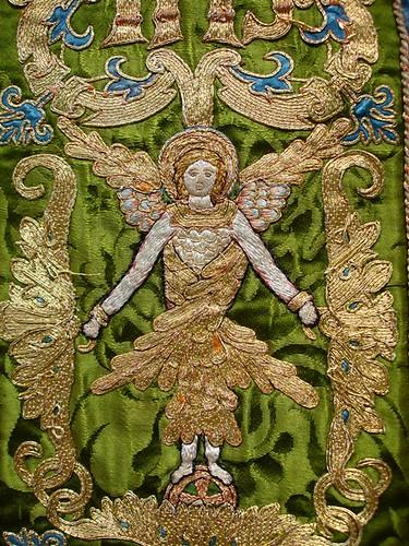 St John's Epping - White Bodley Chasuble 006