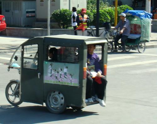 Medios de transporte China 03