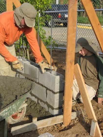 Mortar Work
