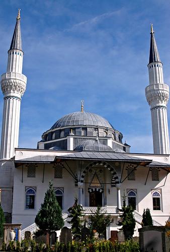 Berlino - moschea ottomana