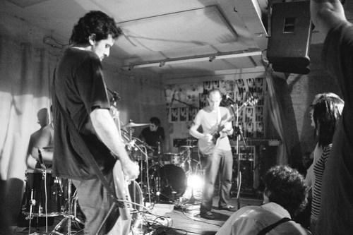 Faraquet tocando en San Pablo, Brasil