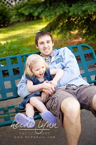 053010 Daddy & Anja