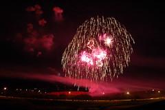 heart fireworks Medicine Hat 2007