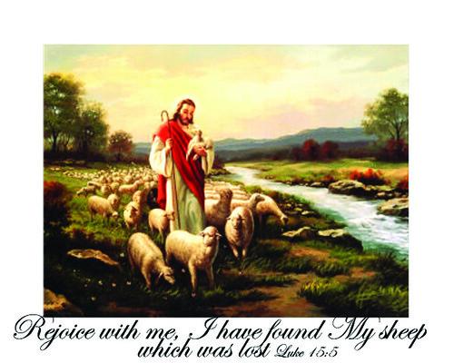 446-21580~Jesus-the-Shepherd-Posters