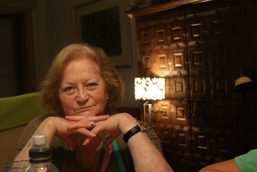 A minha mãe / My mother