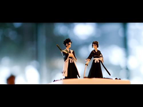 Best wedding cake dolls ever. by ToastyKen.