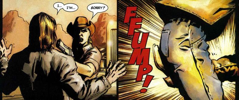 Ghost Rider's Johnny Blaze | Nad Shot