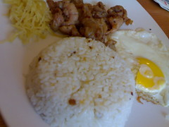 Tapa with Rice and Egg