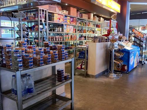 a grocery store - hoochie mamma