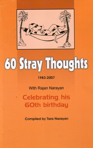60 Stray Thoughts by you.