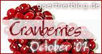 Garten-Koch-Event: Cranberries