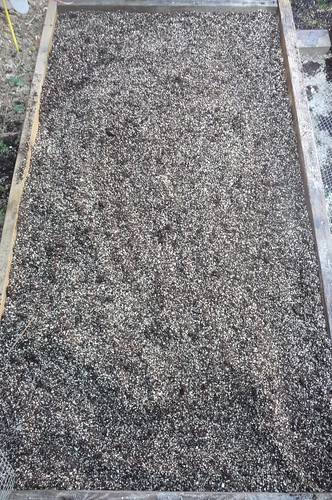 Making Square Foot Bed 2