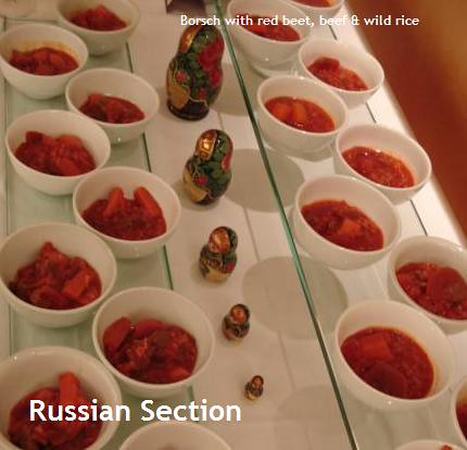 russian section