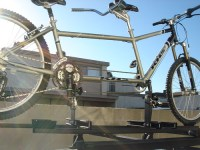 Cycle Simplex Tandem Roof Rack-First Impression ...
