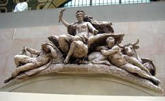Paris - Musée d'Orsay: Jean Baptiste Carpeaux'...