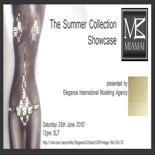 MIAMAI Summer Collection Show