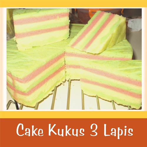 Cake Kukus