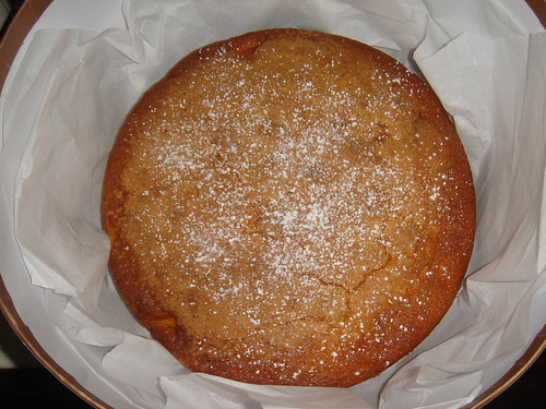 Apple & Cinammon Cake