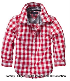 Big Boys Gingham