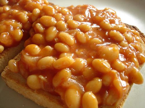 Beans on Toast!