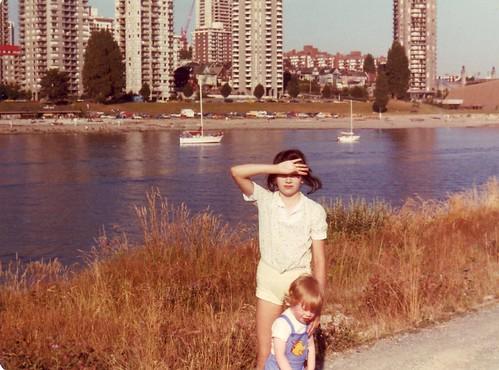 Vanier Park Vancouver circa 1978ish