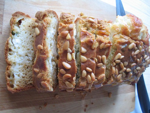 kecskesajtos kenyer 7