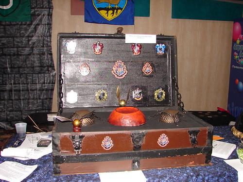Quidditch Equipment