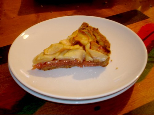 Slice of tart