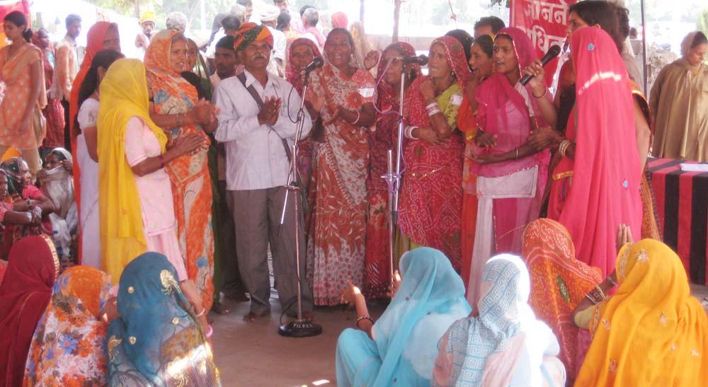 Pics from the satyagraha - 20 Oct 2010 - 3