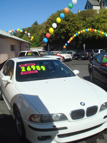 Santa Cruz car sales