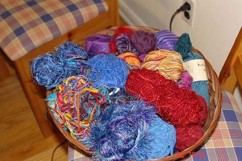 ...yarn...